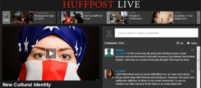 Maya Tiwari on Huffington Post Live!