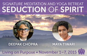 Seduction of Spirit - Deepak & Maya